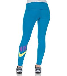 Nike leggings Nike Wear, Nike Leggings, Pants, How To Wear, Fashion, Trouser Pants, Moda, Fashion Styles, Nike Clothes
