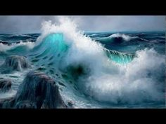 Ocean Spirit :: Ride the Waves :: Salt Water :: Cures Everything :: Free your Wild :: See more Untamed Ocean Photography No Wave, Water Waves, Sea Waves, Sea And Ocean, Ocean Beach, Stürmische See, Papua Nova Guiné, Stormy Sea, Landscape Wallpaper
