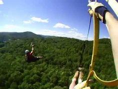 Zip Line Canopy Tours - Berkshire East