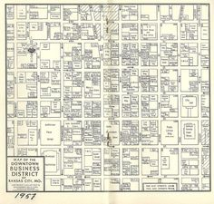 19 Best Kansas City History - Maps images | Kansas city ...