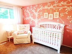 quartos de bebe menino desenhado arvore - Pesquisa Google