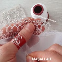 Bargello, Gold Rings, Rose Gold, Jewelry, Instagram, Lace, Couture Embroidery, Jewlery, Jewerly