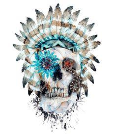Momento Mori XI Art Print #skull #snake