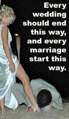 Starting A Femdom Marriage 4