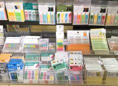 big stationery shop tokyo loft sign