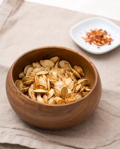 Three Spices for Your Pumpkin Seeds