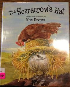 From The Hive: scarecrows -preschool activities for scarecrow and the book The Scarecrows Hat