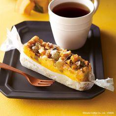 エクセルシオールカフェ、秋の味覚を使った新作スイーツを発売