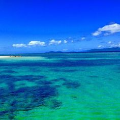 Such a beautiful day☀️🌍🏊🐳 Great Barrier Reef, Nikon Photography, Beautiful Day, Geo, Paradise, Waves, Australia, Earth, Island