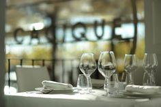 Salón principal del restaurante El Cacique