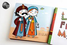 La Festa Major és unboard book o conte de cartró especialment indicat per a nadons d'entre 0 a 2 anys. Es tracta d'un Concept bookon només apareix una imatge o escena senzilla per pàg…
