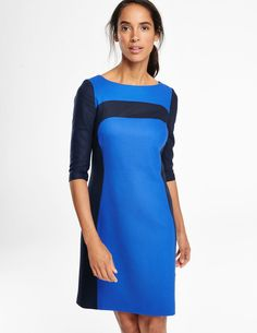 Workwear Panel Dress WH918 Work Dresses at Boden