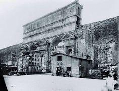 Porta Maggiore (Thomas Ashby, 1894) Sale e Tabacchi accanto al sepolcro di Eurisace. ;)