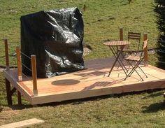 Outdoorküche Klein Wanita : Die 74 besten bilder von terassengestaltung gardens outdoor