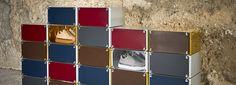 alberto + francesco meda conceive stackable modular shoebox for volta