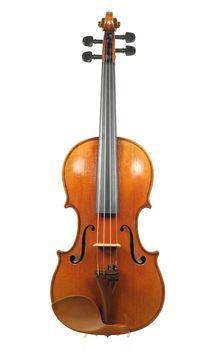 Markneukirchen master #violin, Paul Knorr 1960 - € 5.500 - http://www.corilon.com/shop/en/item1473_1.html
