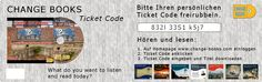 Ticket Code Park of Fame: www.change-books.eu
