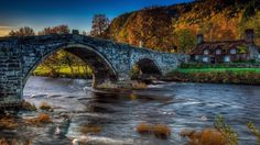 Llanrwst Bridge - Imgur
