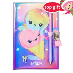 From kids stationery, kids tech accessories, food and drink accessories to jewellery and beyond, your BFFs and teachers will love these gifts from our Smiggle range. Baby Girl Toys, Toys For Girls, All Monster High Dolls, Candy Bouquet Diy, Kids Diary, Kids Stationery, Cute Notebooks, Cute School Supplies, School Items