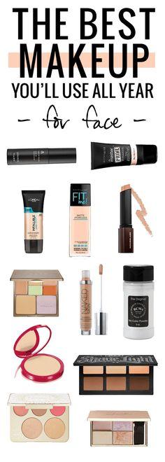 The best makeup prod