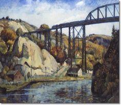 leon Kroll - The bridge
