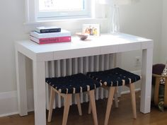 over radiator table - Google Search