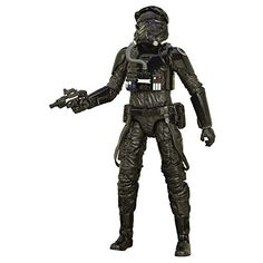 Star Wars The Force Awakens Black Series 6 Inch First Order TIE Fighter Pilot * Be sure to check out this awesome product.Note:It is affiliate link to Amazon.