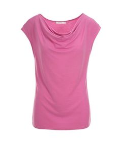 Extended Shoulder Cowl Tee