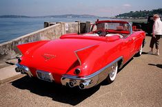 1957 Cadillac Eldorado Biarritz Convertible - One of the most beautiful Cadillac Eldorado's ever built.