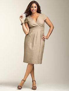 ebd3bf11f8a Women s Clothing   Apparel. Neutral DressPlus Size ...