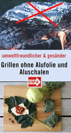 No more aluminum foil and barbecue bowls: this is how you grill more sustainably and healthier - Schluss mit Alufolie und Grillschalen: so grillst du nachhaltiger und gesünder Feta, vegetables and fish on the grill even without aluminum foil to delicious Smoker Recipes, Barbecue Recipes, Vegetable Garden Tips, Vegetable Recipes, Grilling Tips, Grilling Recipes, Bbq Ribs, Feta, Sauce Hoisin