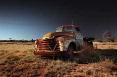 The Chev by Dan Proud on 500px