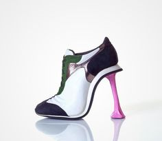 Chewing Gum High Heels by Kobi Levi