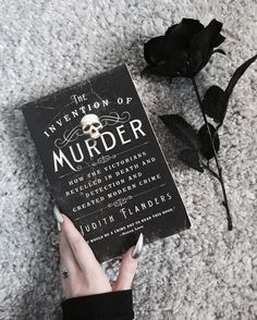 "488 Likes, 5 Comments - Kaitlyn Renee Haas Gauger (@noctis.moth) on Instagram: ""Good Mourning  Current book I'm reading ⚰️ #murder #victorianera #truecrime #death…"""