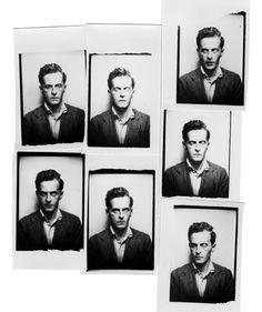 Wittgenstein, photo booth photos