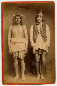 Yuma? Unknown Native American Indian