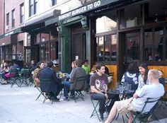 DuMont Burger : 314 Bedford Ave, Brooklyn, NY 11211