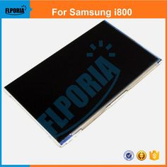 100% New LCD Display Screen For Samsung Galaxy I800 Tablet LCD Screen Replacement Parts