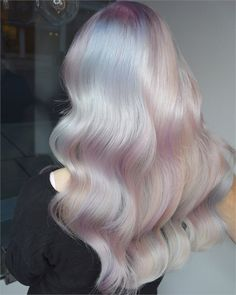FORMULA: White Opal Prismatic Hair Color - Hair Color - Modern Salon