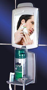 Shave In The Shower With Cassani Fogless Shaving Mirror Walkinshowersorg Best Reviews