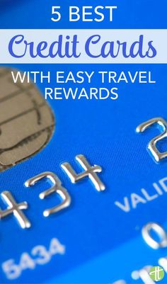 Want to earn frequent flyer miles and points for free travel? These easy travel rewards cards don't require expert travel hacking - perfect for busy family travelers.