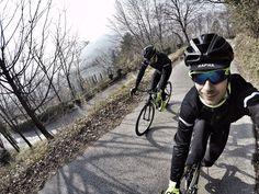 Team DuePi: Monte Barro sopra il nebbione!