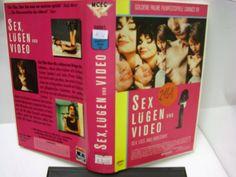 Sex, Lügen und Video (SEX, LIES & VIDEOTAPE '89), PAL VHS, MCEG VIRGIN VISION/RCA COLUMBIA PICTURES INTERNATIONAL VIDEO (Deutschland/Germania/Duitsland/Germany, EU) #gothic  #EU27 #Erasmus #Brexit #Brexshit #nostalgie #Trump #Iovotono #arthouse #bohemian #indie #Aries #Cancer #crab #Leo #lion #Pisces #fish #Mesha #Karka #Simha #Meena #Ram #Kreeft #Leeuw #Vissen #Ikinä #Charlotte #Gainsbourg #Lou #Doillon #Asia #Argento #Winona #Ryder #Christina #Ricci  #grufti #Jessicka #Addams #grunge…