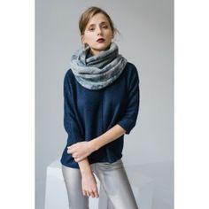 Dark blue Sweater #atrament #deepblue #minimalism #cozy