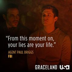 graceland tv show images | graceland pilot episode recap spoilers review first USA network Aaron ...
