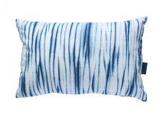 Coussin Bleu Indigo - Made in France - Les Esthètes