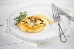 Tarte fine aux anchois  Photo | F.Hamel - Une recette des Cercles Culinaires de France