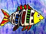 Artsonia Art Exhibit :: Giving Fish A Voice: What They Might Say To Humans Who Mistreat Their Environment