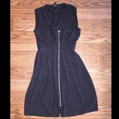 "Spotted while shopping on Poshmark: ""Used once H&M black dress""! #poshmark #fashion #shopping #style #H&M #Dresses & Skirts"
