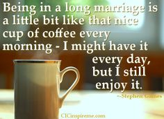 For me this is a great cup of tea! Lol! #marriage